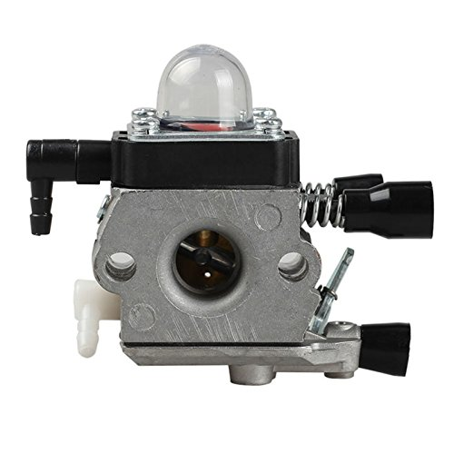 Carburador para motosierra Stihl FS38, HS45, FS45, FC55, FS310 C1Q-S169 Zama Carb sustituye a 4228-120-0608