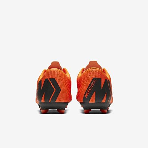 T XII Total Vapor Mercurial Chaussures Football Black Homme Multicolore MG Total 810 Academy NIKE Orange Orange de Black qBanUEqW