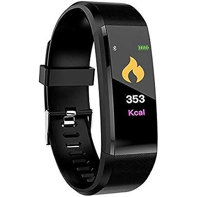 LJMLLS Smart Wristband Smart Bracelet Heart Rate Monitor Bracelet Wristband Fitness Tracker Estimated Price £23.48 -