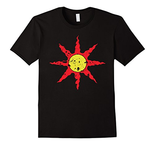 Praise-The-Sun-Cool-Distressed-Trendy-Gaming-T-Shirt