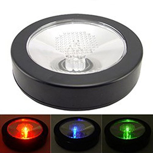 Led Color Changing Light Coasters
