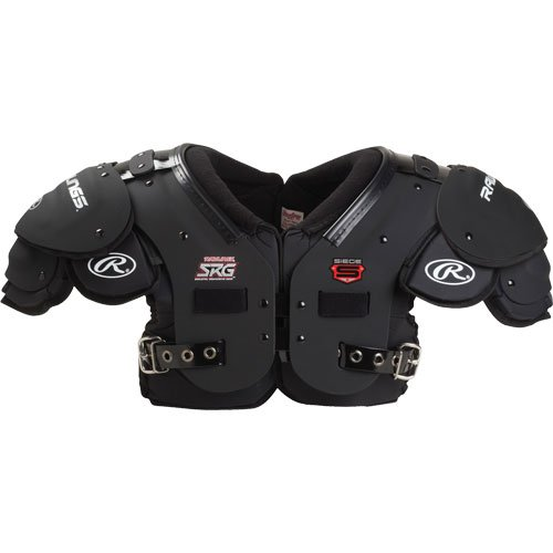Sge3 Rawlings Siege Shoulder Pads Adult Xx-Large