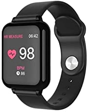 Relógio Smartwatch B57 Hero Band 3 para iOS/Android - Preto
