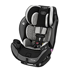 For nearly 100 years, Evenflo has been a trusted source of precision-manufactured, high-quality child-safety equipment engineered for real-life situations. This creativity and ingenuity is showcased in our EveryStage DLX All-in-One Car Seat. ...