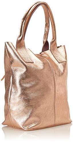 Chicca De Cbc3327tar Bolsos Hombro Rosa Shoppers Borse Mujer Y ra4rHw