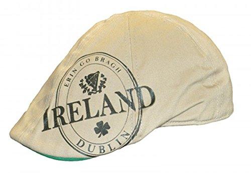 Croker Ireland Stretch Fit Ivy Hat beige (Medium)