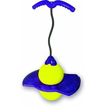 Goliath 31601 Zoingo Boingo, The Flexible Freestyle Pogo, Purple/Yellow