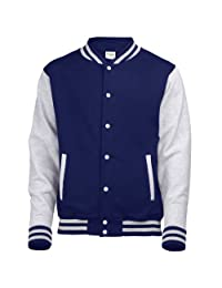 628e019c00f Amazon.ca  Blue - Varsity Jackets   Lightweight Jackets  Clothing ...