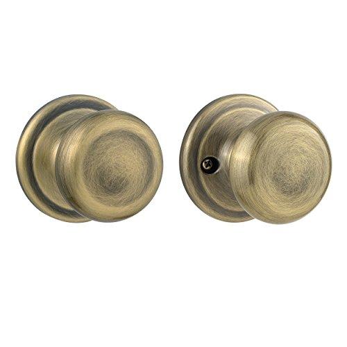 antique brass door knobs - 7