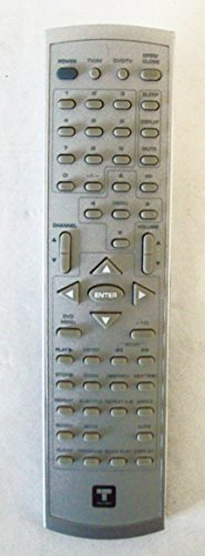 TRUTECH TRU001 DVD PLAYER REMOTE CONTROL