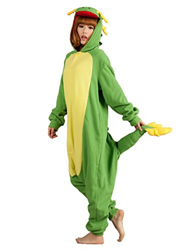 Cosplay Dragon Jumpsuit Costumes