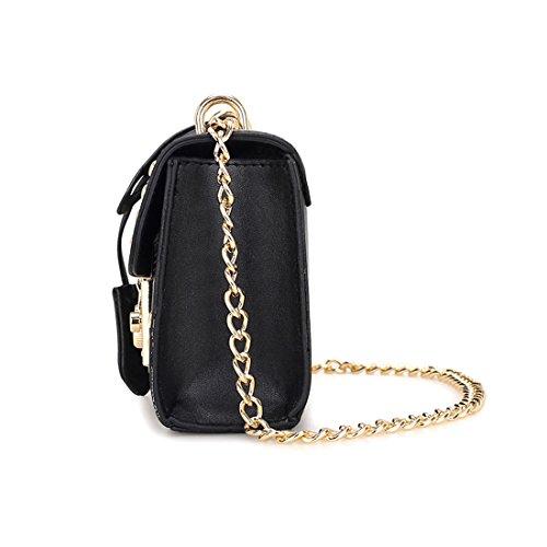 pour femme cross Noir UNYU body bag Sac bandoulière qw7YU6vX