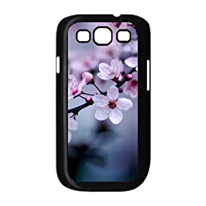 DIY Cover Case with Hard Shell Protection for Samsung Galaxy S3 I9300 case with cherry blossoms lxa#475591