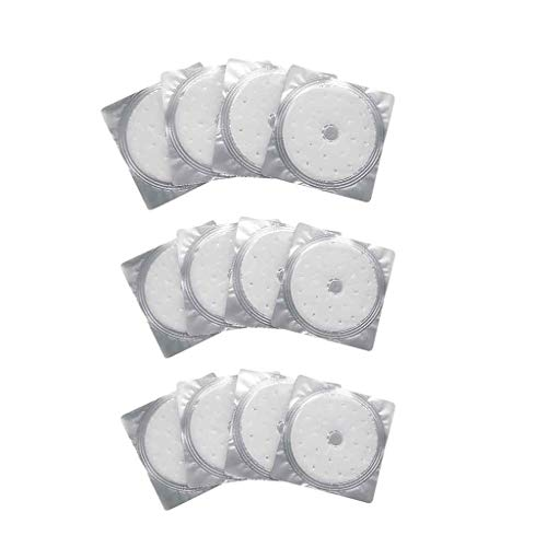XGao Breast Enlargement Enhancer Patch Collagen Breast Chest Lift Firm Mask Breast Enhancement Pads Breast Enhancer Augmentation Firming Pad Lifter Extension Collagen Patch Bust Treatment (12pc)