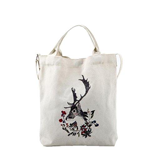 Shoulder Bags,Women's Fashion Casual Cartoon Cats Printed Beach Bag Canvas Tote Large Size Shopping Handbags Femme Bags Tote Bag Travel Bag Messenger Bag A