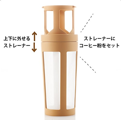 hario cold brew bottle instructions