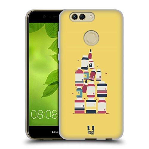 Head Case Designs Medicine Profession Inspired  Medical Designs Soft Gel Case For Huawei Nova 2 Plus