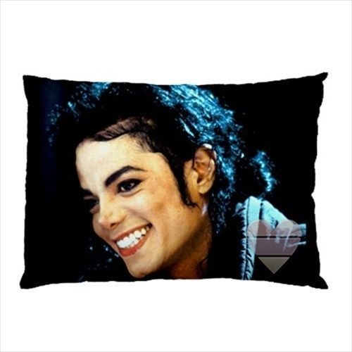 [Pandora Star Michael Jackson Memory Custom Zippered Pillow Case Cover 20x30 (Twin sides)] (Michael Jackson Decorations)