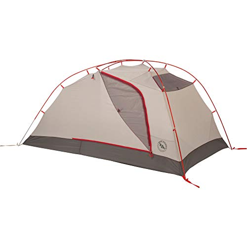Big Agnes Copper Spur HV2 Expedition Tent, Red, 2P