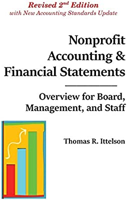 Nonprofit Accounting /& Financial Statements Management and Staff Overview for Board