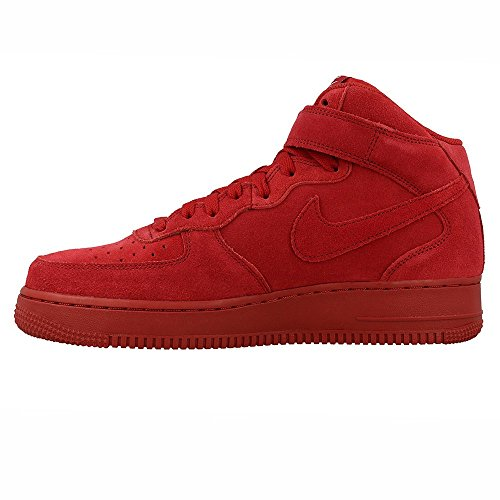 1 Gym Air MID Schuhe 315123 '07 Force gym 609 Red white Nike Red qgFtYw