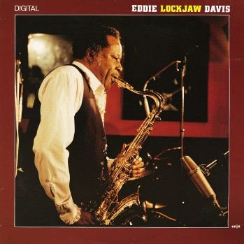 "Price comparison product image Eddie ""Lockjaw"" Davis - Jaw's Blues - Enja Records - 3097 ST"