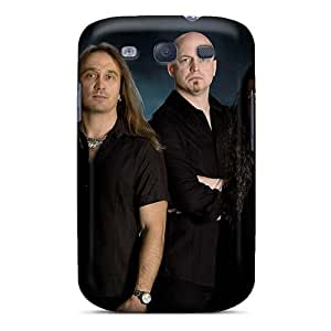 Protective Cell-phone Hard Covers For Samsung Galaxy S3 With Custom Vivid Kamelot Band Pictures AshleySimms