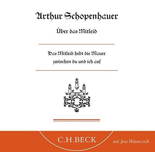 Über das Mitleid: Hörbuch. Doppel-CD