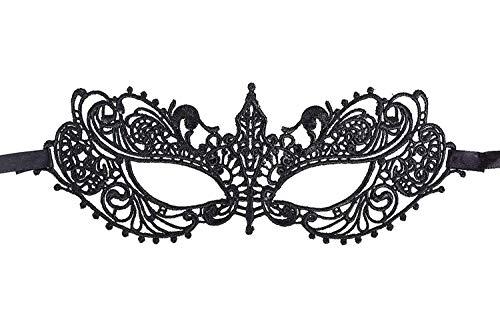 50 Shades Of Grey Halloween (Blingsoul Fifty Shades Grey Darker Mask - Halloween Incredible Costume Women Masquerade)