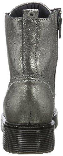 Gunn Femme silver Bullboxer 958501e6l Richelieus Argenté XBqaXnZOwp