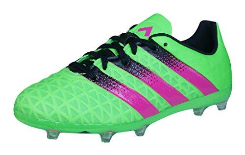 16 Ace Enfant Football Pour Ag Adidas Chaussures De 1 Fg Unisexe Vert Yw04xXqT