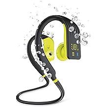 JBL Endurance Dive Waterproof Wireless in-Ear Sport Headphones with Built-in Mp3 Player (Yellow)