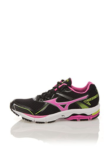 Mizuno Wave Ultima 5 W J1GD130965 Black-Pink WCt3y