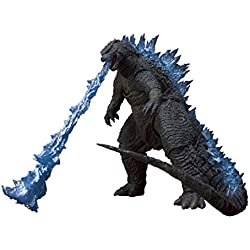 "Bandai Tamashii Nations S.H. MonsterArts Godzilla 2014 Spitfire Edition ""Godzilla 2014"" Action Figure"