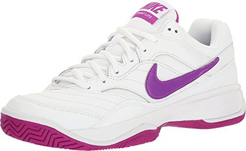 Purple 845048 White 100 Vivid Turnschuhe Damen White NIKE YFx6HqRgq