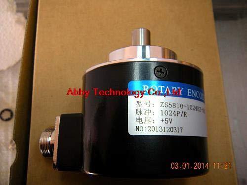 Fevas Rotary Encoder ZS5810-1024 Series Lathe Spindle Encoder