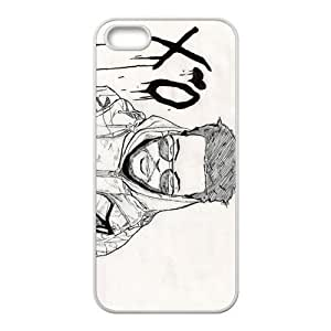 XOXO Design Solid Rubber Customized Cover Case for iPhone 5 5s 5s-linda293