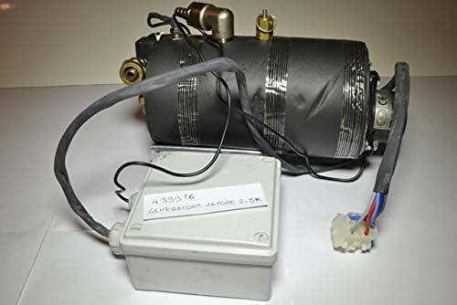 Vitaviva – Repuesto generador Vapor 2.8 KW reajuste G13 Satélite para mampara de Ducha 499916: Amazon.es: Hogar
