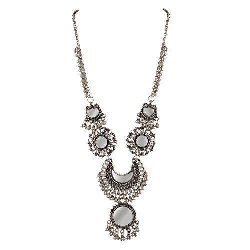 Zephyrr Traditional Gold Tone Party Wear Earrings Set with Pearl for Girls and Women