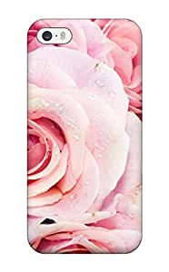 New Arrival Case Specially For SamSung Galaxy S5 Case Cover (beautiful Rose)