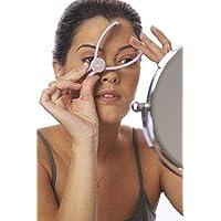 TUZECH Slique Eyebrow Face & Body Hair Threading Epilator System Kit Hair Removal Kit