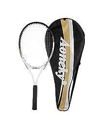 Aoneky - Raqueta de tenis para adultos (27.0 in)