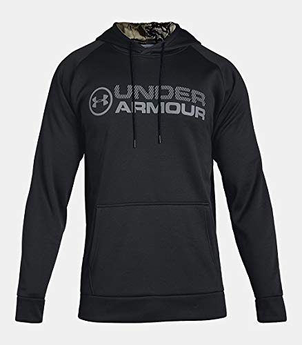 Under Armour UA Storm Armour Fleece Stacked XL Black