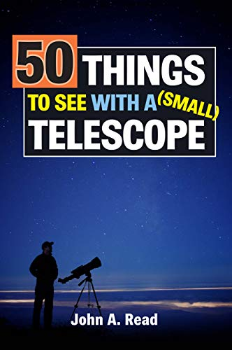 50 Things To See With A Small Telescope (Best Telescope For Stargazing)