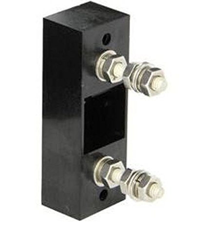 UPC 782001974398, Mersen P266A Amp-Trap Form 101 Semiconductor Protection Fuse Block, 101-600 Ampere, 1 Pole