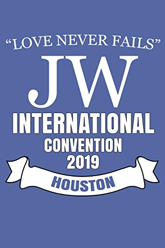Pdf Christian Books Love Never Fails JW International Convention 2019 Houston: JW Gifts International Convention
