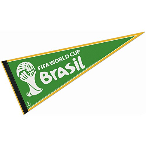 FIFA World Cup 2014 Felt Pennant and Banner