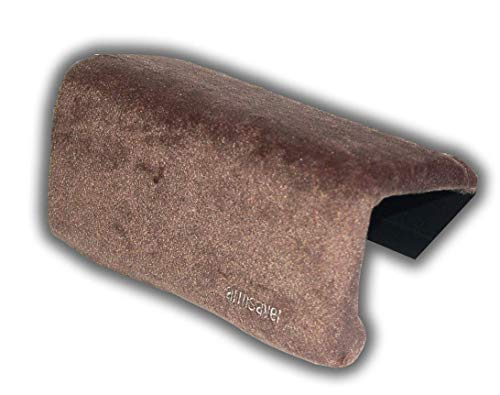 armsaver Gray Armrest Made for Land Rover Jeeps Chevy Z71, Dodge ram Ford Toyota ()