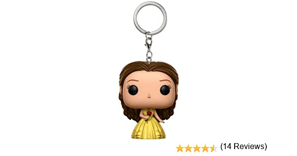Pocket POP! Keychain - Disney: Beauty & The Beast 2017: Belle