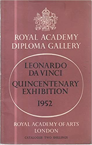 leonardo da vinci quincentenary exhibition 1952